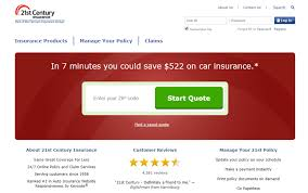 21st century insurance providers