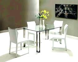 glass dining table set 6 chairs dining tables black round glass dining table set 4 chairs glass dining table