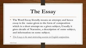 essay writing by sohail ahmed essay writing sohail ahmed english lecturer 2 the