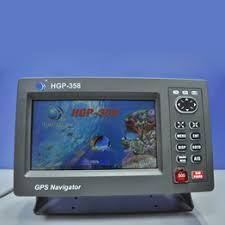 Cheap Chart Plotters Hgp 358 7inch Marine Chart Plotter Gps Combo Ais Transponder
