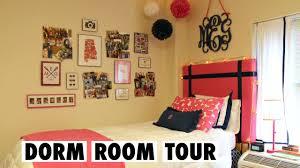 Preppy Bedroom Preppy College Dorm Room Tour Youtube