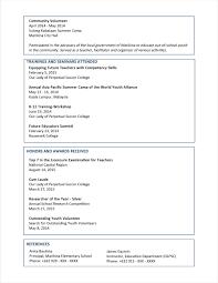 Sensational Sample Resume Format Templates For Freshers Pdf