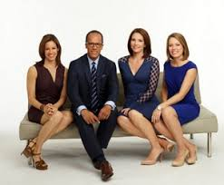 dylan dreyer hair. dylan dreyer on far right with nbc today weekend anchor team hair