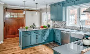 kitchen design trends. 1. Mix And Match Finishes Kitchen Design Trends