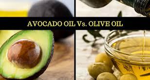 Avocado Oil Vs Olive Oil Comparison Of Nutrition Cooking