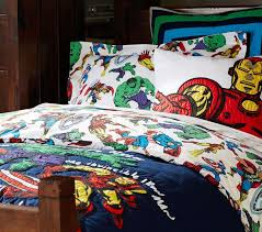 Marvel™ Quilt Cover | Pottery Barn Kids & Marvel™ Quilt Cover Adamdwight.com