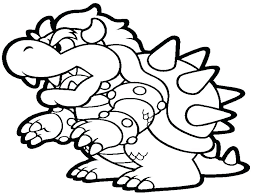 Bowser Jr Coloring Pages Coloring Pages Bros Coloring Pages By Jr