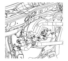 Chevy Heater Hose Routing Diagram
