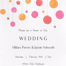invitations cards free free printable wedding invitations popsugar smart living