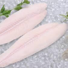 Dory fish fillet (1kg/pkt) product: Dory Fish Fillets 4pcs 1kg Frozen Luxofood Premium Groceries