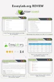 our review on essaylab org essaylab review by essayguard com