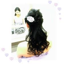 葵木なつみaoki Natsumi On Twitter ブライダルヘアスタイル