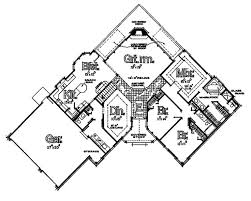 259 best unique floor plans images on pinterest luxury houses House Extension Plans Cheshire house plan 026d 0396 Adding Extension to House