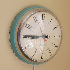 kitchen wall clocks not sure about the colors yet for our kitchen reno but i am