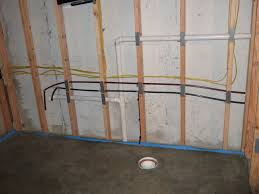 To Insulate Or Not To Insulate A Basement Bathroom - Insulating a bathroom