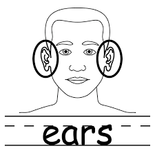 Small Picture ear coloring pages 100 images bunny ears and chocolate