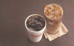 It's also available in three different sizes: What To Try At Dunkin According To A Registered Dietitian Dunkin