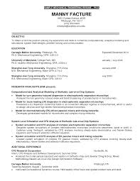 Research Resume Template Beautiful Academic Cv Sample Phd Application Ideas Entry Level 20
