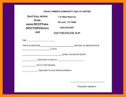 Doctors Note Signature Hospital Doctors Note With Signature Editable Doctor Excuse Notes