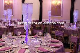 table chandelier centerpiece chandelier centerpieces for weddings whole chic modern waterfall crystal wedding centerpiece crystal tabletop