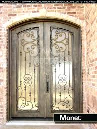 front doors with wrought iron wrought iron front door wrought iron front doors doors entry doors