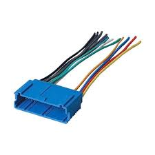 american international® gwh346 aftermarket radio wiring harness american international® aftermarket radio wiring harness oem plug