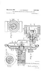 Patent US2827069 - Gas pressure regulator with internal relief ...