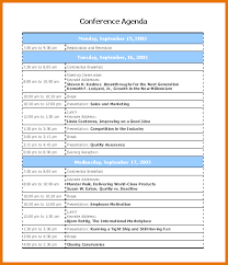 agenda template for word word agenda template conference agenda template png scope of