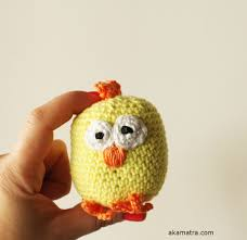 Crochet Chicken Pattern Simple Design Inspiration