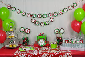reindeer 1st birthday banner holiday