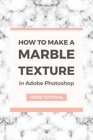 How To Create A Marble Texture In Photoshop Elan Creative Co