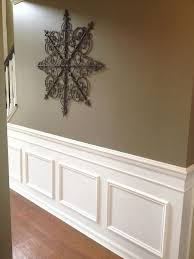 Living Room Molding  CarameloffersModern Chair Rail Moulding
