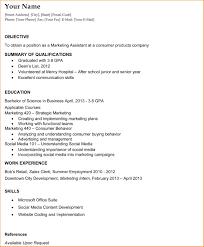 6 College Grad Resume Templates Skills Based Resume