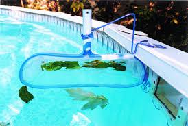 leaf rake for swimming pool. amazon.com : blue devil b4000c skimz-it leaf rake with bracket for above ground pools garden \u0026 outdoor swimming pool n