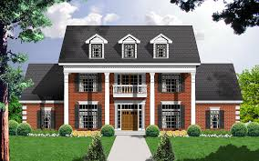 french colonial house plans southern plantation home apartments southernolonial style new or