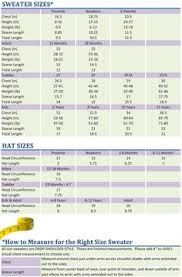 26 Best Baby Size Chart Images Baby Sewing Baby Size