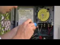 installing a timer installing a timer generation 3 electric
