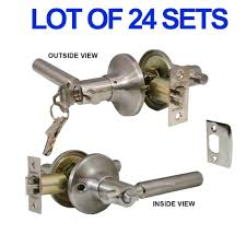 Constructor Rondo Door Locksets Knob Handle - Wholesale – DSD Brands