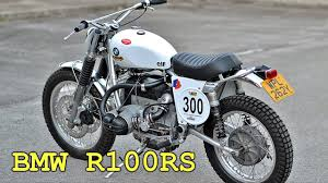 bmw r100 rs 1982 scrambler