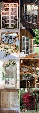 Winter Wedding Seating Chart Ideas 20 Trending Wedding Seating Chart Decoration Ideas Oh