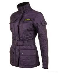 Barbour Ladies' International Polarquilt Jacket - Purple ... & ... Barbour Ladies' International Polarquilt Jacket - Purple LQU0062PU71  (L804) Adamdwight.com