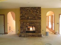 americas home place fireplace