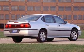 2005 Chevrolet Impala - Information and photos - ZombieDrive