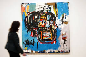 untitled a basquiat painting from 1982 sold for 110 5 million at sotheby s auction in may credit 2017 the estate of jean michel basquiat adagp