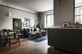 Dark Furniture Interior Design 64 Stunningly Scandinavian Interior Designs Scandinavian