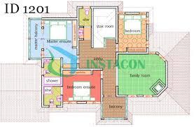 4 bedroom massionate ground floor plan