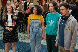 Trailer 'Atypical': het vierde seizoen ...