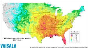 vaisala lightning detection  precise proven global