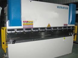 hydraulic sheet metal brake. cnc metal sheet 100 ton press brake bending machine,metal profile machine,hydraulic steel bendimage of hydraulic r