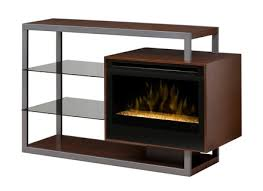 dimplex hadley 565 double sided electric fireplace tv